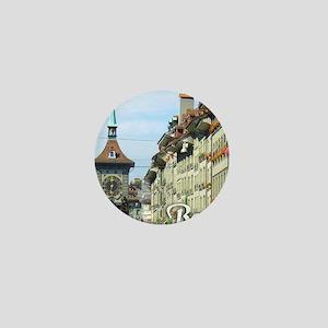 Bern Switzerland souvenir Mini Button