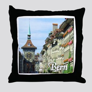 Bern Switzerland souvenir Throw Pillow