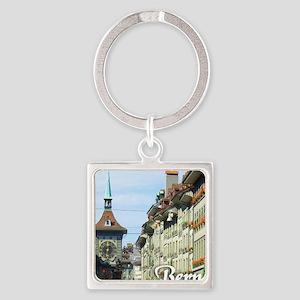Bern Switzerland souvenir Keychains