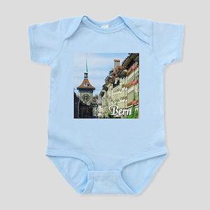 Bern Switzerland souvenir Body Suit