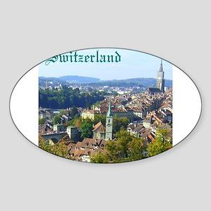 Switzerland Swiss souvenir Sticker