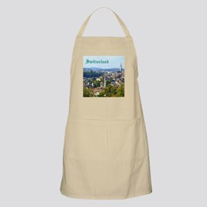 Switzerland Swiss souvenir Apron