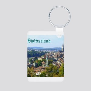 Switzerland Swiss souvenir Keychains