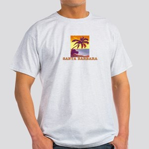 Santa Barbara, California Light T-Shirt