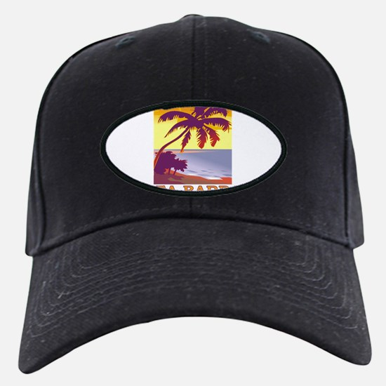 Santa Barbara, California Baseball Hat