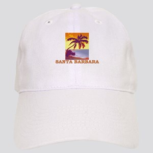Santa Barbara, California Cap