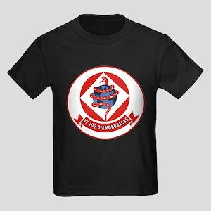 VF 102 Diamondbacks Kids Dark T-Shirt
