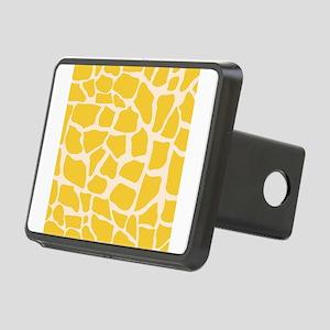 Yellow Giraffe pattern Hitch Cover