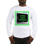 Karmaradionetwork.Com Long Sleeve T-Shirt