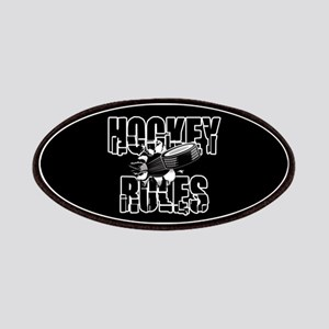 Hockey Rules Patches