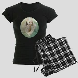 Angel Gabriel Women's Dark Pajamas