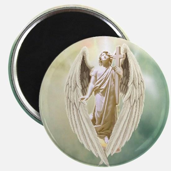 "Angel Gabriel 2.25"" Magnet (100 pack)"