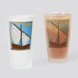 12 Tribes Israel Zebulun Drinking Glass