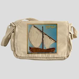 12 Tribes Israel Zebulun Messenger Bag