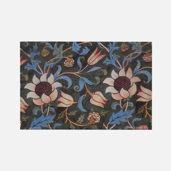 William Morris Evenlode Patttern Magnets