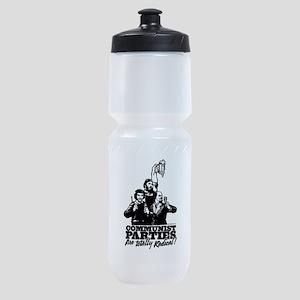 Communist Parties Sports Bottle