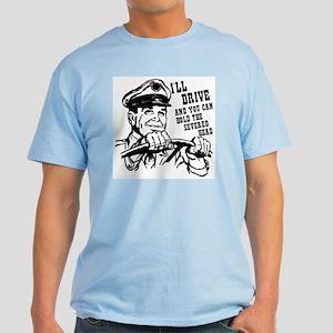 Severed Head Light T-Shirt