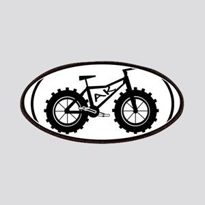 fatbike AK black Patches