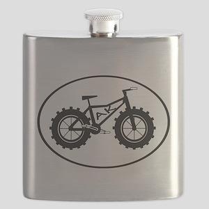 fatbike AK black Flask