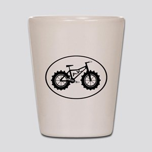 fatbike AK black Shot Glass