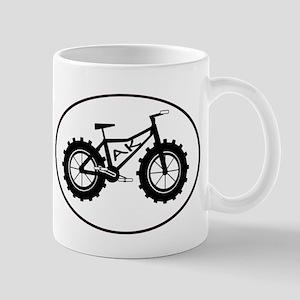 fatbike AK black Mugs
