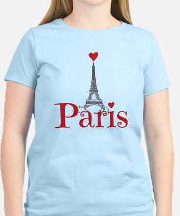 I love Paris Women's Light T-Shirt