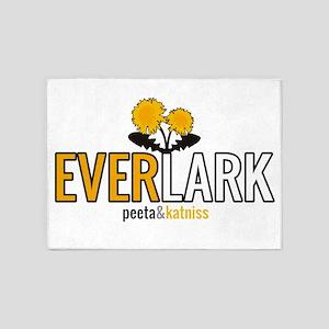 EverLark 5'x7'Area Rug