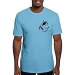 Wolf Pup T-Shirt Husky Sled Dog Men's T-Shirt