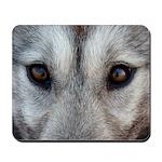 Siberian Husky Mousepad Wolf Pup Mousepad