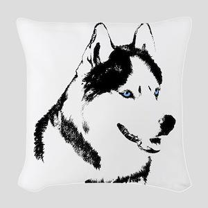 Husky Pillow Case Siberian Husky Dog Pillow Case