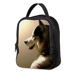 Siberian Husky Lunch Bag Sled Dog Husky Lunch Bag