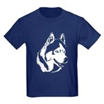 Husky T-Shirt Siberian Husky Malamute Shirt Kid's