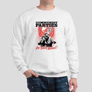 Communist Parties Sweatshirt