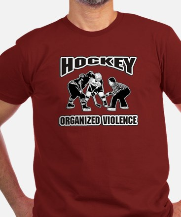Hockey Organized Violence T