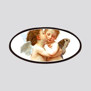 Cupids Kiss by Bouguereau Patches