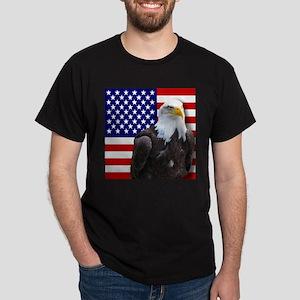 American flag eagle T-Shirt