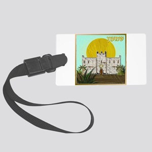 12 Tribes Israel Simeon Luggage Tag