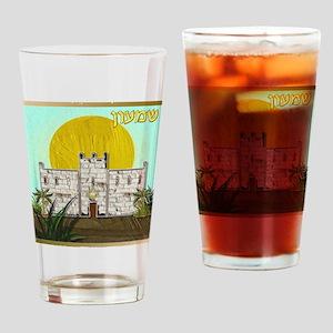 12 Tribes Israel Simeon Drinking Glass