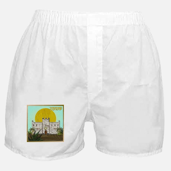 12 Tribes Israel Simeon Boxer Shorts