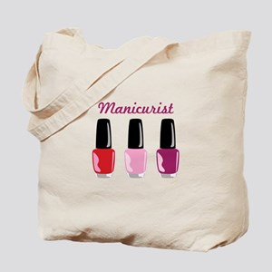 Manicurist Tote Bag