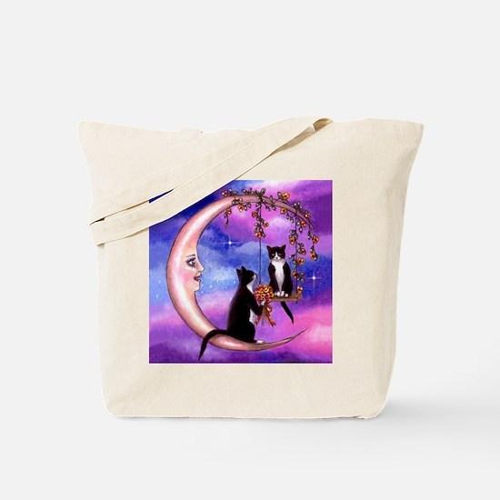 cat 586 Tote Bag