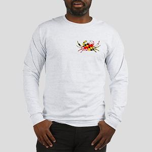 Long Sleeve Crab T-Shirt