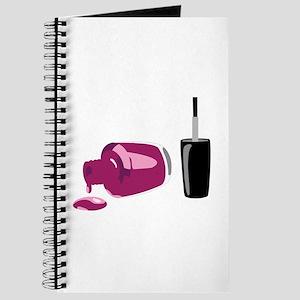 Spilled Nail Polish Journal