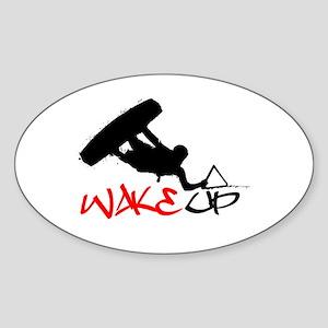 Wakeup Sticker