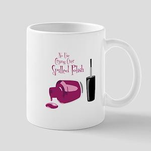 No Use Crying Over Spilled Polish Mugs