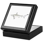 Blacktip Shark Keepsake Box