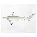 Blacktip Shark King Duvet