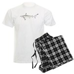 Blacktip Shark c Pajamas
