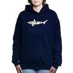 Blacktip Shark c Hooded Sweatshirt