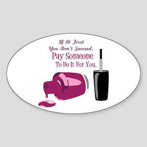Pay Someone Sticker